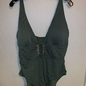 Rue21 Plus Size Swimsuit- New